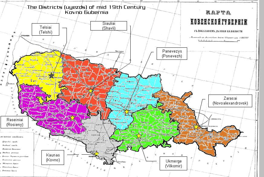 Online Journal Jewish Genealogical Resources at the Kaunas